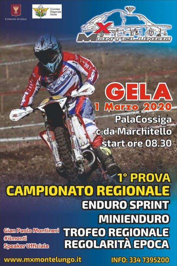 CAMPIONATO REGIONALE MINIENDURO, MOTO STORICHE ED ENDURO SPRINT
