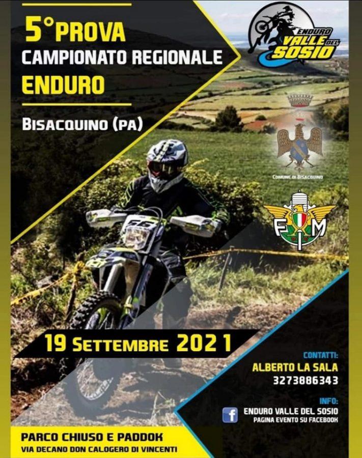 5ª tappa Campionato Regionale Enduro Siciliano 2021 a Bisacquino (PA) thumbnail